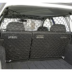 Me & My Car Pet Barrier Safety Net