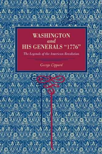 an analysis of the book 1776 about the american revolution