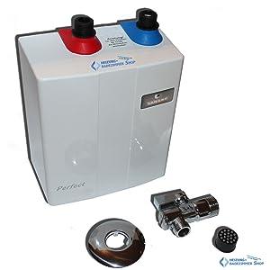 PERFECT Klein Durchlauferhitzer 9,0kw elektronisch Untertisch  BaumarktKundenbewertung: