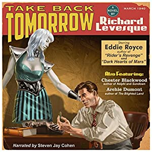 Take Back Tomorrow Audiobook