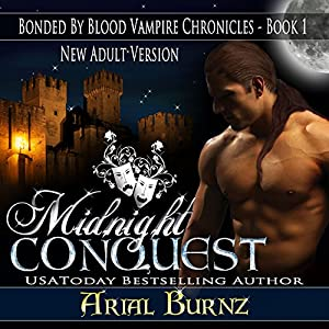 Midnight Conquest Audiobook