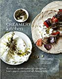 Jenny Linford The Creamery Kitchen: Easy step-by-step recipes for making fresh dairy products at home, including butter, yogurt, labneh, sour cream, cream cheese, ricotta, cottage cheese, feta and much more!