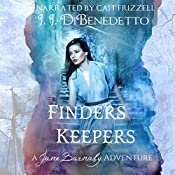 Finders Keepers: The Jane Barnaby Adventures, Book 1 | J.J. DiBenedetto