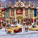 San Francisco 49ers Collectible Christmas Village Collection