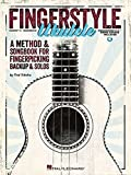 Fingerstyle Ukulele - A Method & Songbook For Fingerpicking Backup & Solos (Book/online audio)