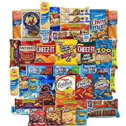 Sweet & Salty Care Package Gift (40 Count)