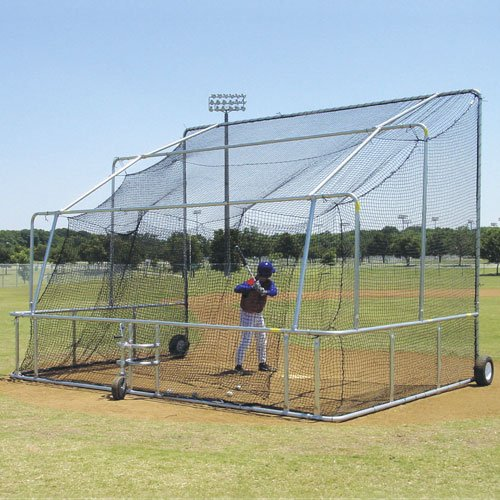 Cheap Hitting Nets Bs4 Portable Backstop Replacement Net