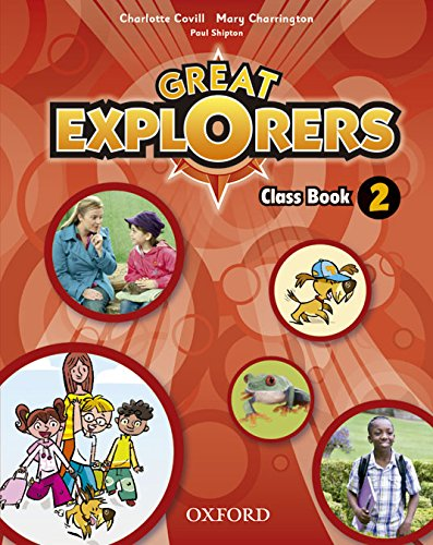 Great Explorers 2: Class Book Pack