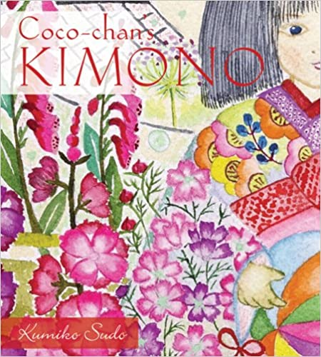 Kimono Kumiko Sudo
