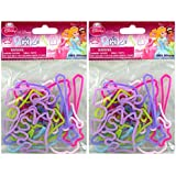 18 Pack Disney Princess Silly Shaped Silicone Bandz
