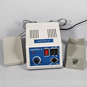 Superdental MICROMOTOR MARATHON -III Electric 35000 RPM Handle Polishing US STOCK