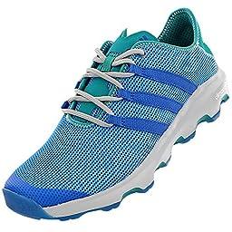 Adidas Outdoor Climacool Voyager Shoe - Men\'s Shock Blue/Eqt Blue/Eqt Green, 8.5