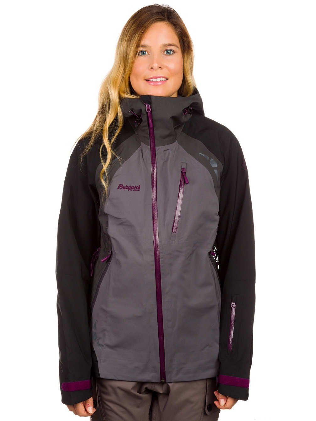 Bergans Isogaisa Lady Jacket – Wintersportjacke günstig online kaufen