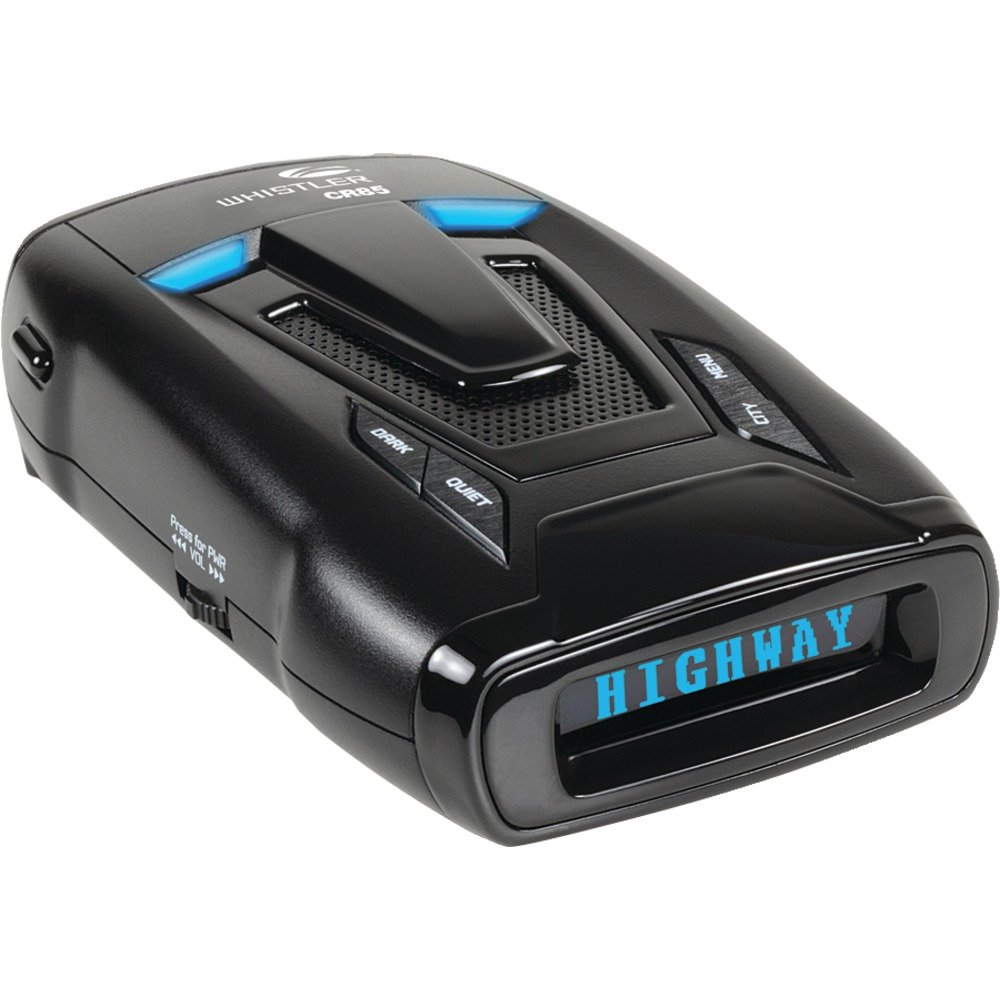 Whistler CR85 High Performance Laser-Radar Detector