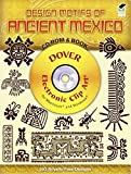 img - for Design Motifs of Ancient Mexico CD-ROM and Book (Dover Electronic Clip Art) by Jorge Enciso (2004) Paperback book / textbook / text book