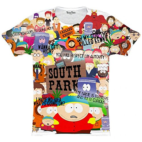 veni-vici-t-shirt-south-park-bunt-m