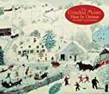 Grandma Moses Advent Calendar: Home for Christmas