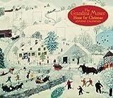 Grandma Moses Advent Calendar: Home for Christmas