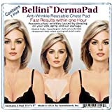 Bellini DermaPad Anti-Wrinkle Reusable Chest Pad (1 Pad)