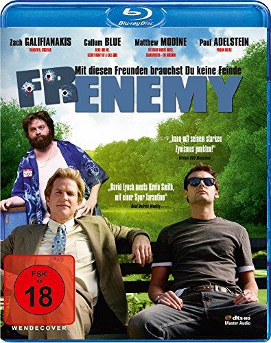 Frenemy - Mit diesen Freunden brauchst Du keine Feinde (BD) [Blu-ray]