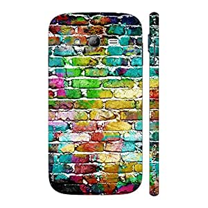 Enthopia Designer Hardshell Case Water Colour Wall Back Cover for Samsung Galaxy Grand 2