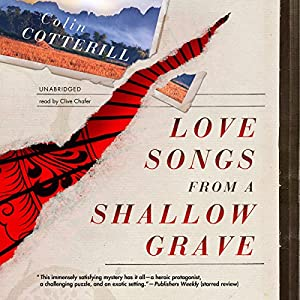 Love Songs from a Shallow Grave Audiobook