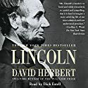 Lincoln (       UNABRIDGED) by David Herbert Donald Narrated by Dick Estell