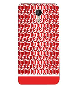 PrintDhaba Typography D-1934 Back Case Cover for LETV (LE ECO) LE 1 PRO (Multi-Coloured)