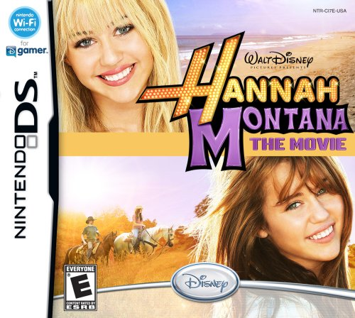 Walt Disney Pictures Presents Hannah Montana The Movie - Nintendo DS - 1