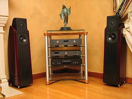 Soundations HF Audio Rack (Cherry)