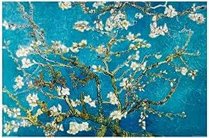 1art1 48105 Poster Vincent Van Gogh Branches d'Amandier en Fleurs Saint-Rémy 1890 91 X 61 cm