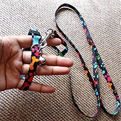 Merapuppy Imported Designer Leash With Collar For Dogs & Cats *Color may vary