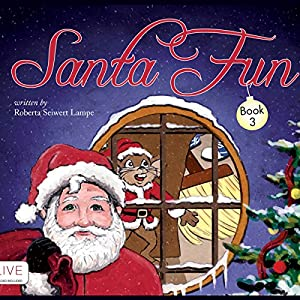 Santa Fun, Book 3 Audiobook