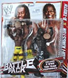 Toy - WWE Battle Packs 20 Kofi Kingston & R-Truth Wrestling Action Figures