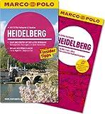 MARCO POLO Reiseführer Heidelberg: Reisen mit Insider Tipps. Mit Extra Faltkarte & Reiseatlas.