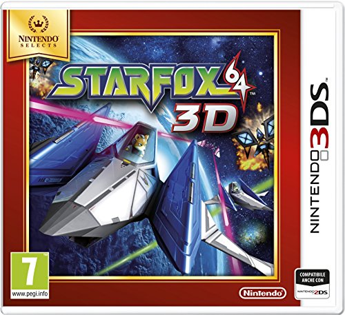 Star Fox 64 - Nintendo Selects - Nintendo 3DS