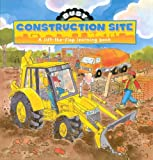 Busy Construction Site: A Lift-the-flap Learning Book