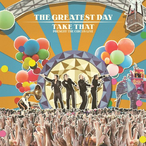 Take That - Take That Present The Circus Live - Zortam Music