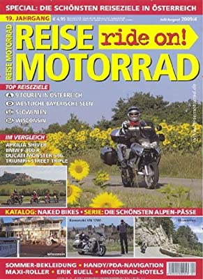 ride on! REISE MOTORRAD