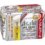 アサヒ ドライゼロ ノンアルコール 350ml×6本 ランキングお取り寄せ