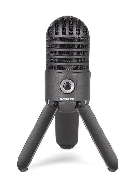 Best Microphones Samson Meteor