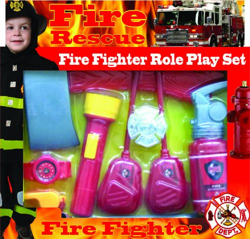Fire Fighter Role Play Kit - 1