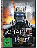 DVD Cover 'Chappie