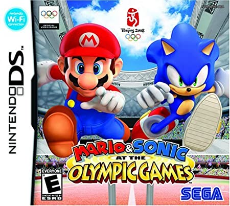 Mario & Sonic at the Olympic Games - Nintendo DS by Sega