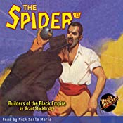 Spider #13 October 1934: The Spider | Grant Stockbridge,  RadioArchives.com