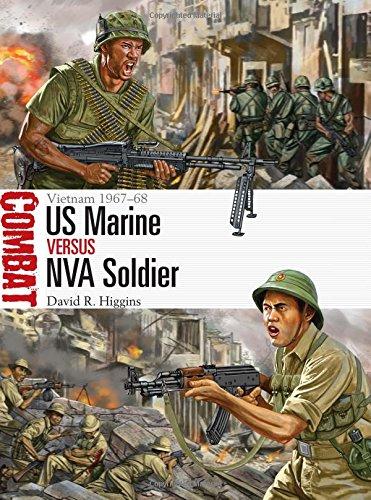 US Marine vs NVA Soldier: Vietnam 1967-68 (Combat)
