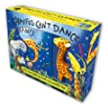 Giles Andreae Book & Toy Collection Pack Set RRP: �10.99 Giraffes Cant Dance Book & Plush