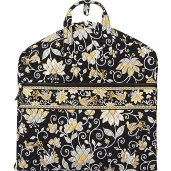 Vera bradley garment bag yellow bird