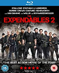 The Expendables 2 [Blu-ray]