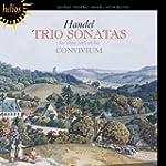 Georg friedrich h�ndel sonates en trio